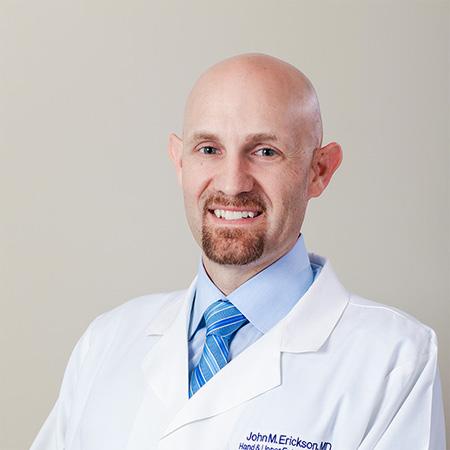 Dr. John Erickson MD
